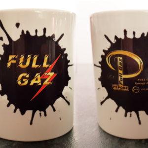 le mug tache Full Gaz Energy