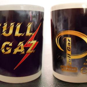 le mug classique Full Gaz Energy